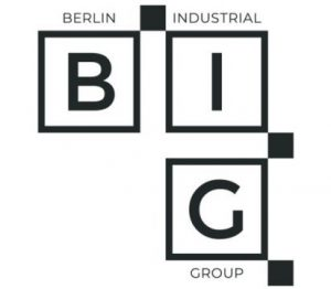Berlin.Industrial.Group Logo