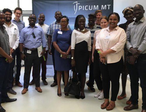 Führungskräfte aus Afrika besuchen Picum MT