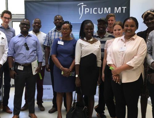 Business leaders from Africa visit Picum MT