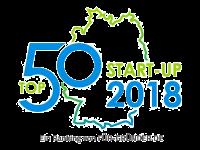 Top 50 Start-Up Auszeichnung