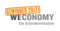 Weconomy Gewinner 2017