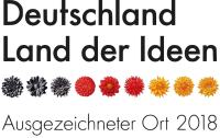 Land der Ideen 2018 Logo