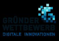 Gründerwettbewerb Digitale Innovationen Logo