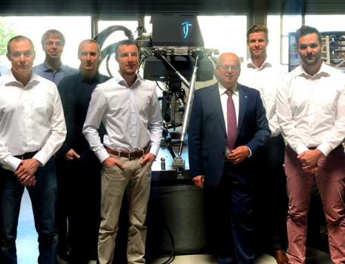 LÄPPLE Group invests in mobile machining technology of Picum MT
